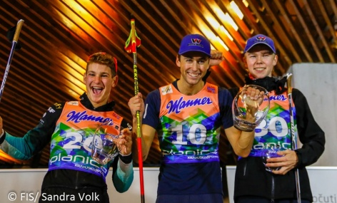 Back-to-back victories for Riiber, Rehrl wins overall