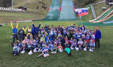 FIS Development Camp held in Val di Fiemme (ITA)