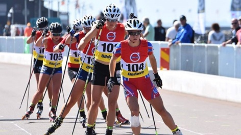 Big starting field at FIS Rollerski World Cup in Torsby