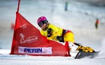 Hofmeister and Fischnaller take wins at night PGS event in Cortina d'Ampezzo