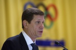 "Alexander Zhukov: ""Russian Olympic Committee is responsible of funding events, which don't receive money from the Ministry of sports"""