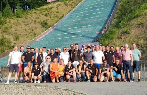 60 officials meet at Nordic Combined TD Seminar in Wisla (POL)
