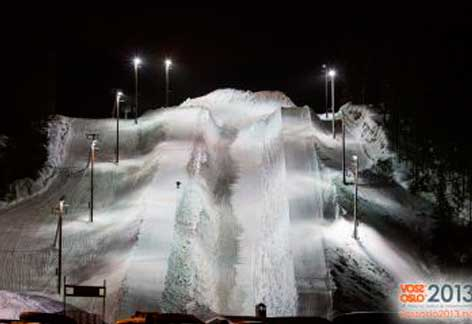 One month to go: FIS Freestyle Worlds in Voss