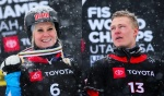 Zogg and Loginov claim parallel slalom golds