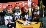 Germany shines in Ruka Team Event