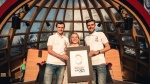 Oberstdorf presents World Championship logo