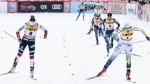 Nilsson and Klaebo win Davos sprints - UPDATED