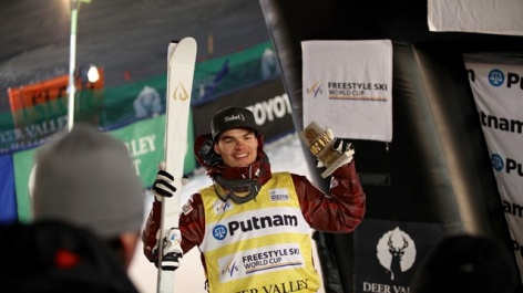Kingsbury makes history in Deer Valley