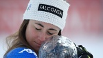 Goggia takes downhill globe as Vonn wins 82nd World Cup race in Åre