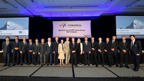 FIS Congress is ahead at Costa Navarino