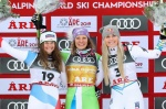 Ilka Stuhec successfully defends downhill gold in Åre