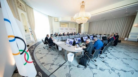 FIS President attends IOC Executive Board Meeting