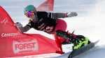 Alpine Snowboard World Cup kicks off in Italy