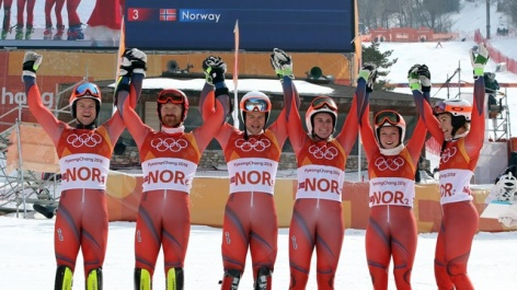 Norway names 2018/19 alpine national team