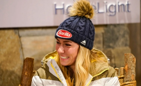 Shiffrin and Kim nominated for 2020 Laureus World Sports Awards