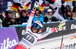 Career-first victory for Venier in Garmisch downhill