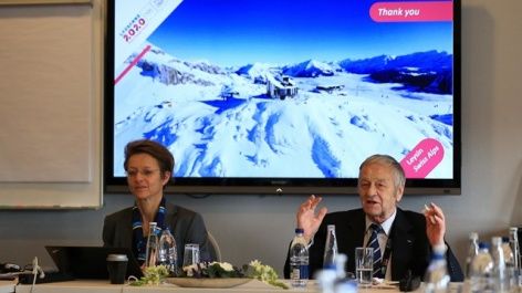 Association of International Olympic Winter Sports Federations meets in Aarhus