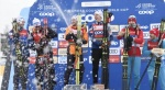 Double victory for Sweden & Norway at Dresdens team sprint