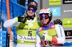 The two downhill protagonists deliver in Soldeu