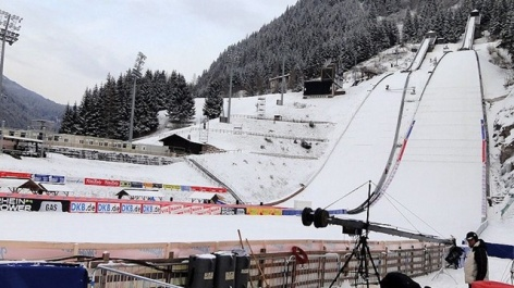 Val di Fiemme replaces Liberec