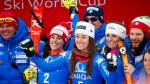 Goggia leads Italian podium sweep in Bad Kleinkirchheim