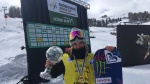 Sofya Fedorova earns first win at Seiser Alm and claims the slopestyle World Cup title