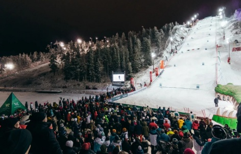 Countdown to moguls World Cup opening in Ruka Share